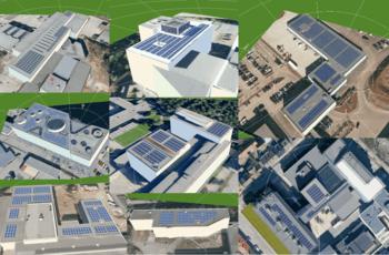 Agder fylkeskommune – Solcelleanlegg til åtte skoler