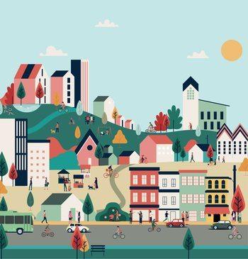 Asplan Viak lager levekårsundersøkelser for norske kommuner