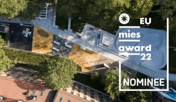 Lakkegata Aktivitetspark er nominert til EU Mies Award 2022
