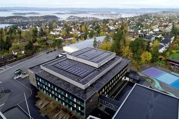 Kartlegging av muligheter for solcelleanlegg på skoler i Oslo