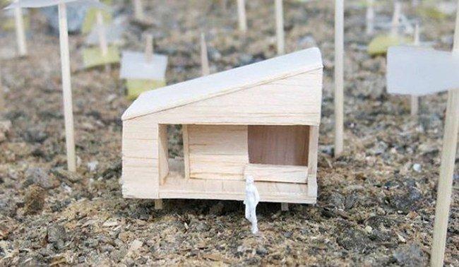 Foto: Minihouse Hurdal