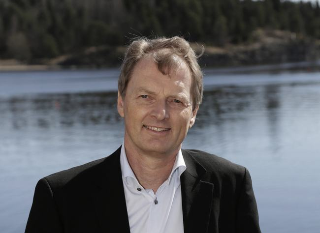 Øyvind Mork, administrerende direktør i Asplan Viak. Foto: Jan Ung