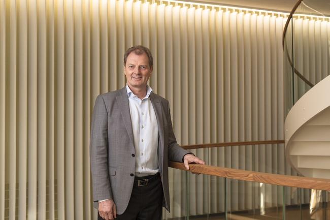 Administrerende direktør Asplan Viak, Øyvind Mork. Foto: Chris Aadland