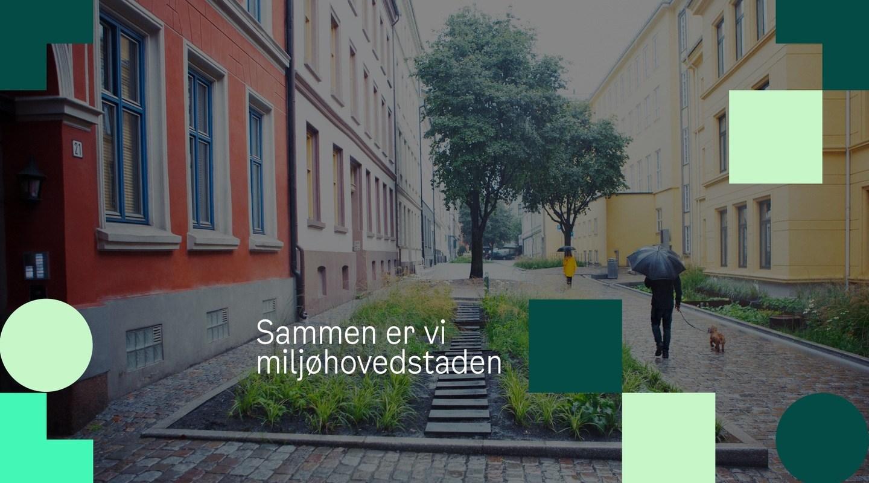 Oslo europeisk miljøhovedstad