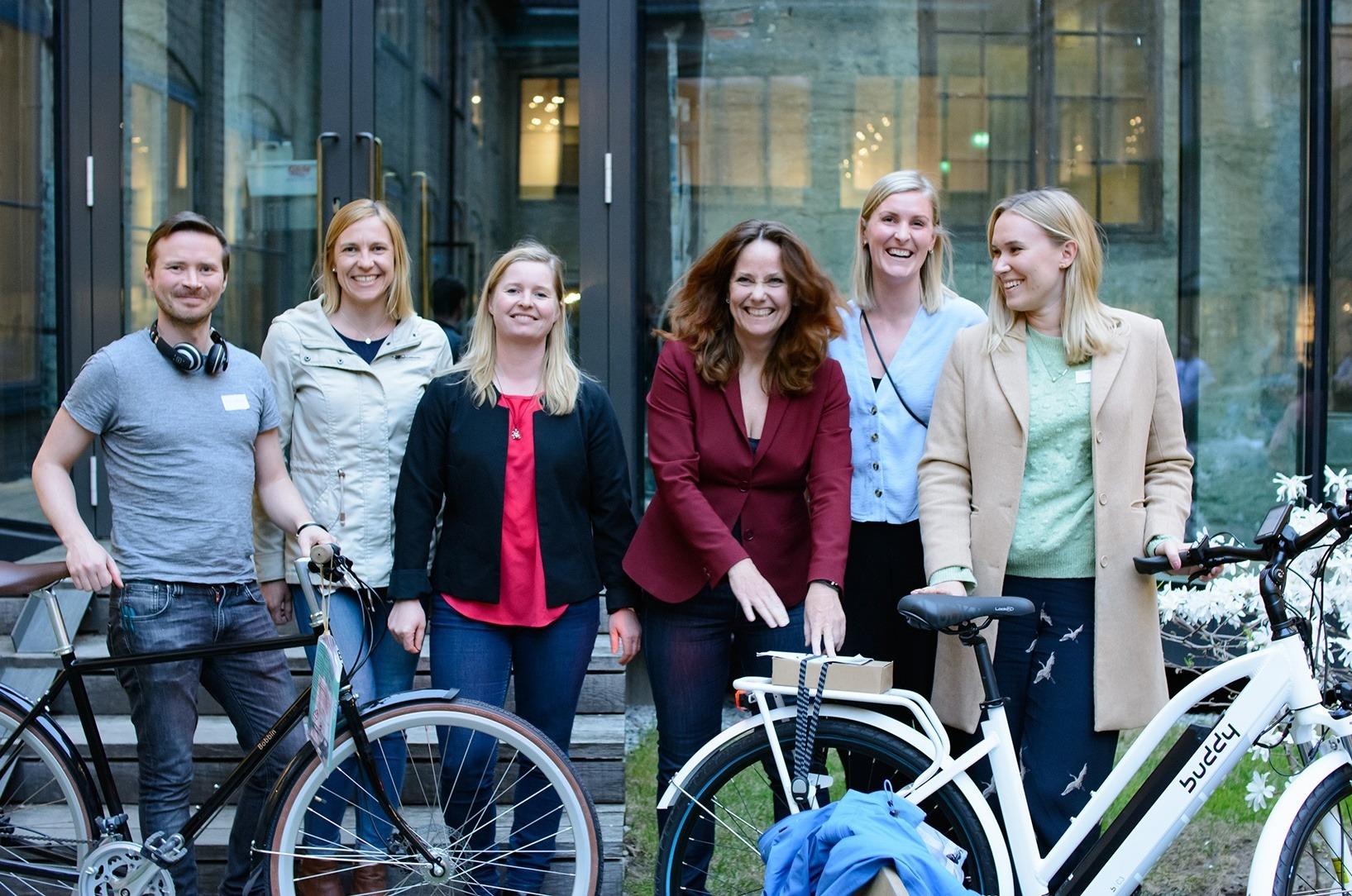 Oslo europeisk miljøhovedstad - Arrangement sykkelhovedstaden