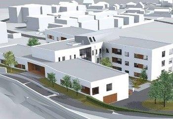 To nye sykehjem i Porsgrunn
