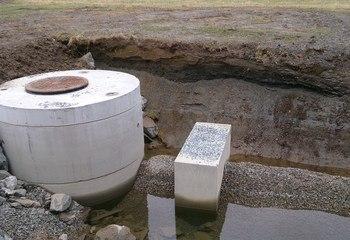 Vannforsyning Nordmarka - Ulvenskiftet