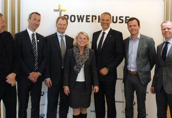 Powerhouse - kontorbygg med skyhøye miljøambisjoner åpnet i Kjørboparken /