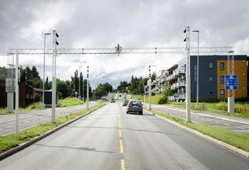 Bomstasjoner i Trondheim