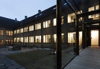 Kongens gate 1 nominert til Statens Byggeskikkpris 2015 / Foto: Chris Aadland