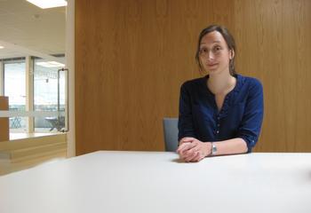 Asplan Viak til topps i nasjonal kartpris / Marianne Lindau Langhelle jobber somBy- og regionplanlegger/GIS-ingeniør hos Asplan Viak.  Foto: Asplan Viak