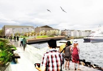 Brekstad - Sentrumsutvikling