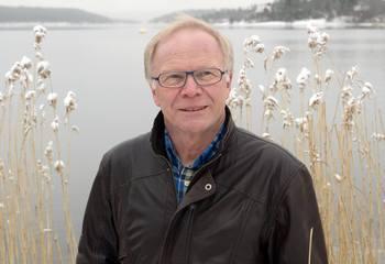 Den nyskapende senioren / Olav Rådstoga var Asplan Viaks prosjektleder for Powerhouse Kjørbo. Foto: Svein Ole Storøy