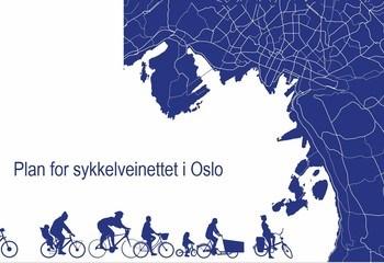 Forslag til nytt sykkelvegnett for Oslo presentert /