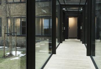På DOGA med Bård Helland - Arkitektur, uttrykk, kropp og sinn / Foto: Chris Aadland