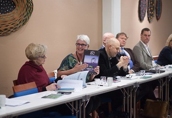 Toppledermøte for Klimapartner Hordaland / Foto: Camilla Waage, C Foto