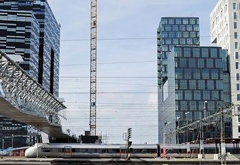 Nytt dobbeltspor Oslo S - Ski