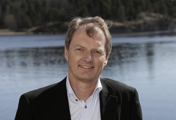 Asplan Viak satser på tverrfaglighet / Øyvind Mork, administrerende direktør i Asplan Viak. Foto: Jan Ung