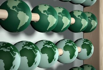 Klimagassregnskap/-budsjett som verktøy for å bygge mest mulig miljøvennlig / Illustrasjon: iStock