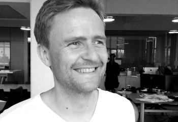 Energi- og miljørådgiveren / Asplan Viaks energi- og miljørådgiver Christian Solli. Foto: Asplan Viak