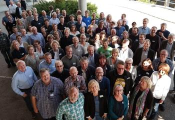 Lederskap i fokus hos Asplan Viak  / Lederutviklingseminar på Gardermoen for Asplan Viaks gruppe-, divisjon- og konsernledelse. Foto: Asplan Viak