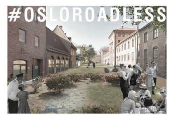 #OSLOROADLESS - Bli med på debatten om et bilfritt Oslo! /