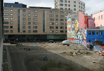 Kulturhuset Vega Scene / Foto: Asplan Viak
