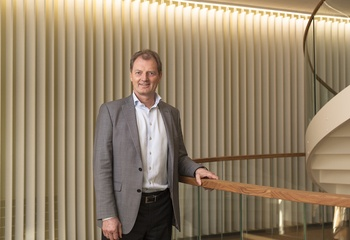 Øyvind Mork og styret planlegger lederskifte i Asplan Viak / Øyvind Mork, adm. direktør Asplan Viak. Foto: Chris Aadland