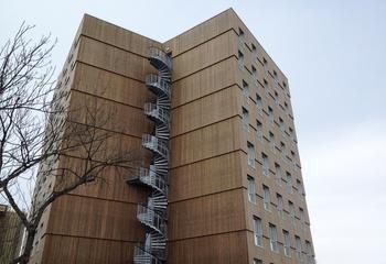 Bruk av tre i offentlige bygg
