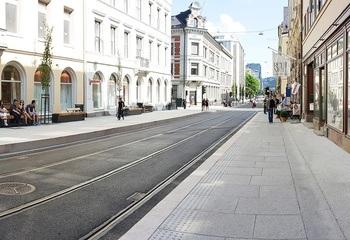 Byggeplan - Prinsens gate og Tollbugata