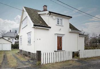 Rehabilitering av gamle hus gir klimagevinst / Foto: Riksantikvaren