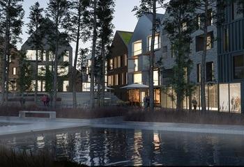 Asplan Viaks rådgivere utvikler Hamar-regionen. Nå vil vi ha deg med på laget!  / Illustrasjon: Asplan Viak
