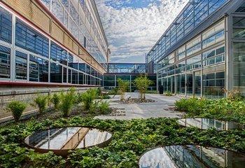 Atrium Universitetet i Stavanger