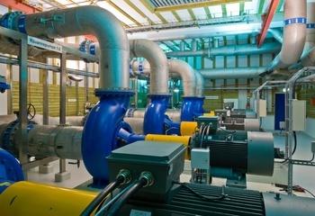 Nytt klimaverktøy for vannbehandlingsanlegg / Illustrasjonsfoto: Svartediket vannbehandlingsanlegg.