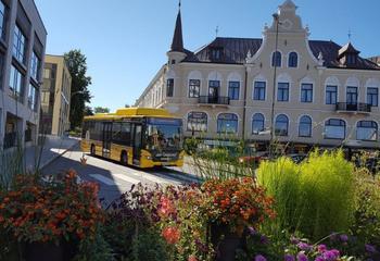 Ny Klima- og energiplan for Porsgrunn og Skien / Porsgrunn. Foto: Rikke Philippi