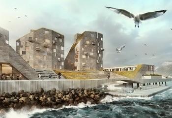 Parallelloppdrag; Boliger i Strandvegen, Tromsø