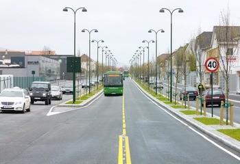 Bussveien; Fv. 44 Hillevågsvegen