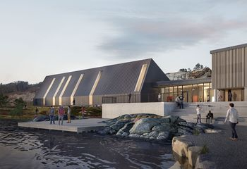 Hjeltefjorden Arena symjehall