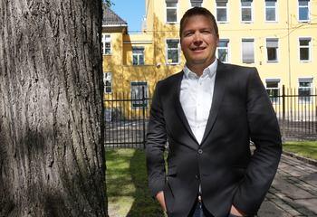 Per Christian Randgaard blir ny direktør for Bygg og Infrastruktur hos Asplan Viak / Per Christian Randgaard (44) går inn i Asplan Viaks ledergruppe. Foto: WSP