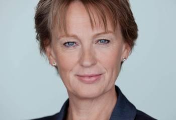 Elisabeth Heggelund Tørstad blir ny administrerende direktør i Asplan Viak / Elisabeth Heggelund Tørstad overtar sjefsstolen i Asplan Viak etter Øyvind Mork. Foto: DNV GL/Nina Rangøy
