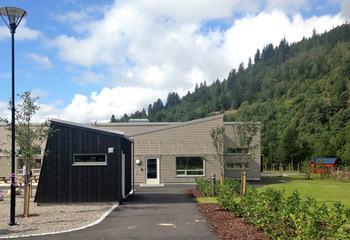 Prosjektering av Tveitane barnehage, Vaksdal kommune