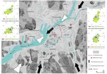 Lokalklimavurdering Centralområdet i Gøteborg