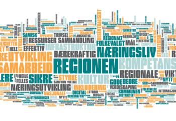 Prioriterte mål i kommunalt og fylkeskommunalt planarbeid
