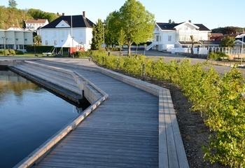 Grimstad park