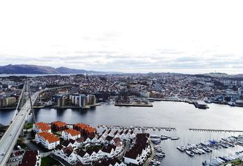 Plansystem i Nye Stavanger