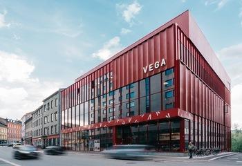 Vega Scene vant Oslo bys arkitekturpris  / Asplan Viaks arkitekter er vinnere av prestisjeprisen Oslo bys arkitekturpris 2019. Foto: Gitte Paulsbo