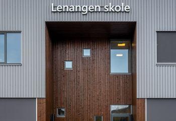 Lenangen skole