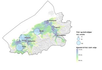 Statlege forskingsarbeidsplassar i Møre og Romsdal