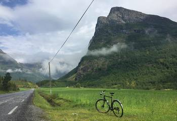 Sykkelsommer 2020 / Samarbeidet mellom Asplan Viak og Syklistenes Landsforening gjør sykkelsommeren 2020 mulig. Foto: Geir Egilsson