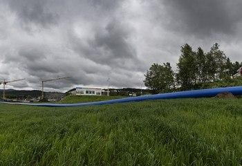 «Verdenspremiere» i utblokking av stor vannledning i Trondheim